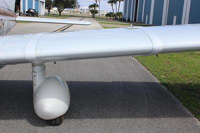 Fuel Tank Fairings & Wing Smoothing Kit (2 fuel tanks)